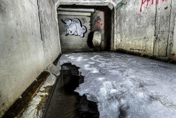 Atitirpęs ledas
